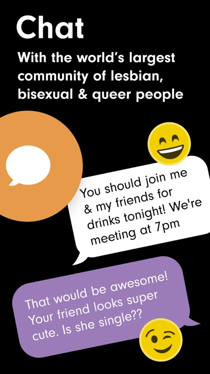 HER lesbian dating & queer app