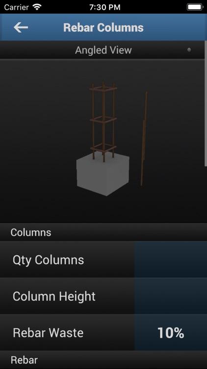 Construction Calc Pro 6 screenshot-4