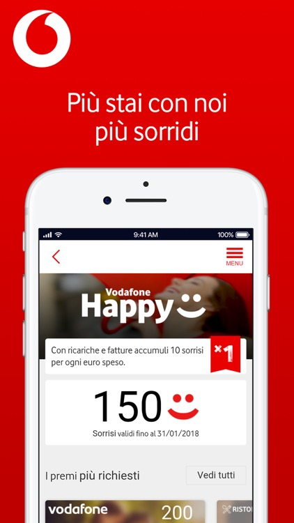 My Vodafone Italia screenshot-3