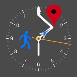 I am always late Apple Watch App