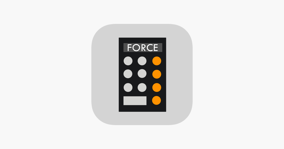 Force Calculator Magic Trick on the App Store
