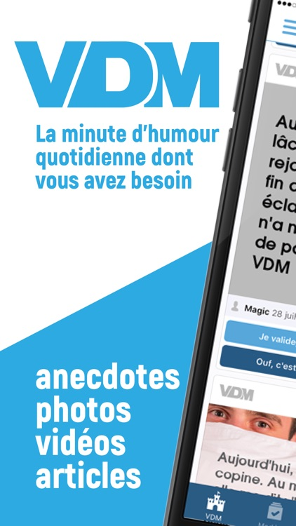 VDM Officiel screenshot-0