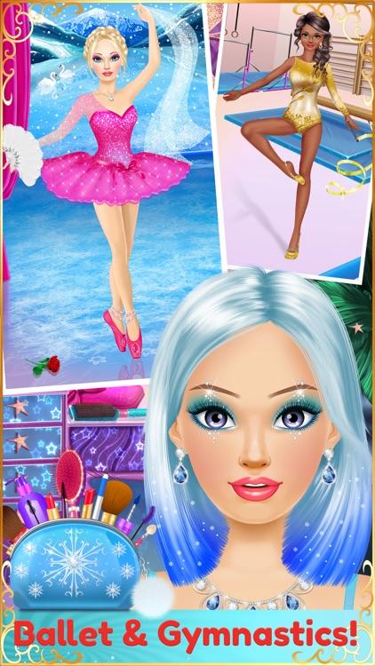 Dress Up & Makeup Girl Games screenshot-5