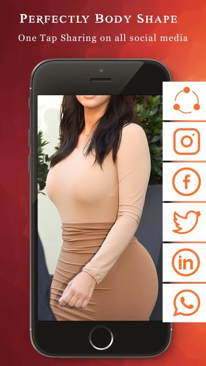 Perfect Body Shape screenshot-4