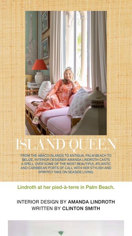 Veranda Magazine US screenshot-4