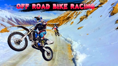 Offroad Bike Rider screenshot one