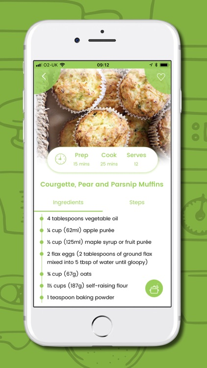 Vegan Baby Led Weaning Recipes screenshot-3