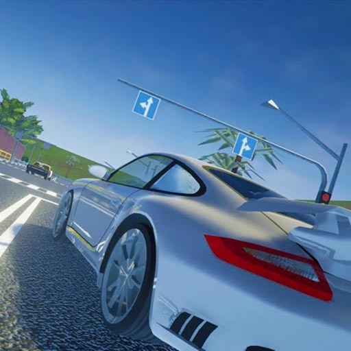 Real Driving City Sim iOS App