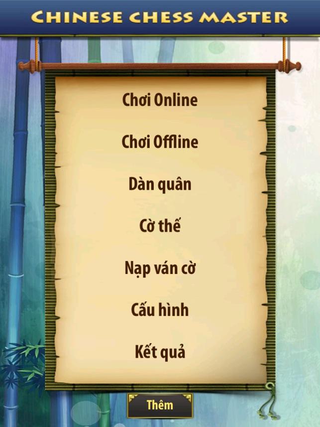Cao Thủ Cờ Tướng Online