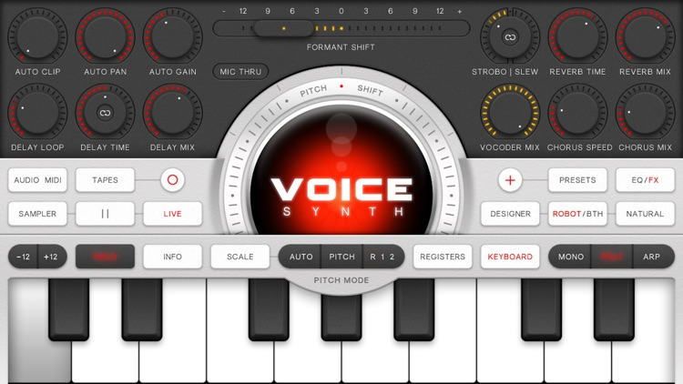 Voice Synth