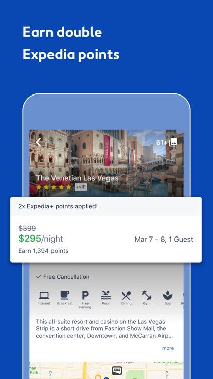 Hotels & Flights - Expedia screenshot-3