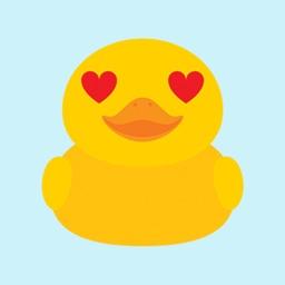 Rubber Duck - Emoji