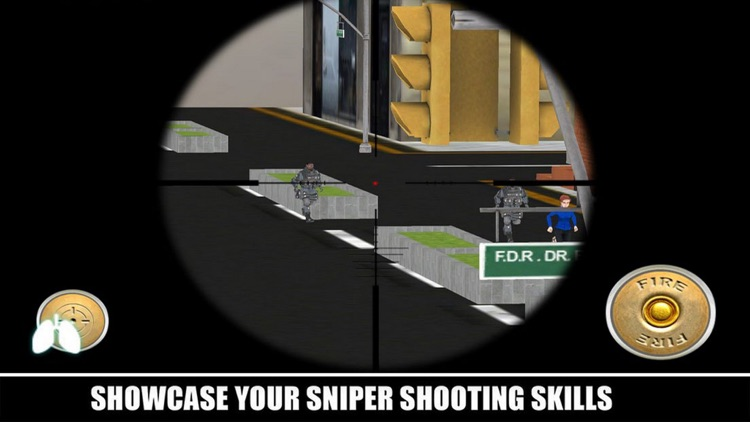 Duty of Snipers Street City