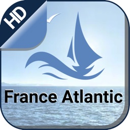 France Atlantic Boating Charts