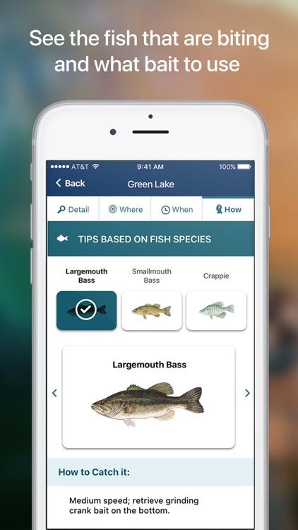 Netfish - Fishing Forecast App screenshot-3