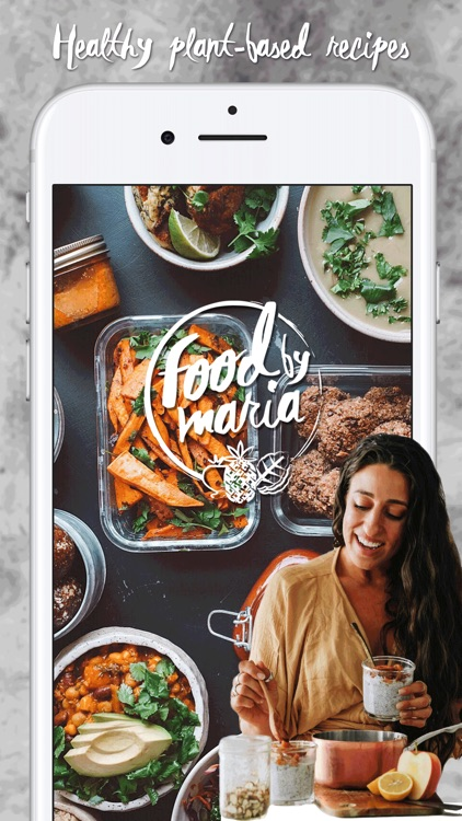 foodbymaria - Recipe Cookbook screenshot-0