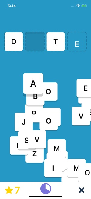 Wordid - Word Game Screenshot