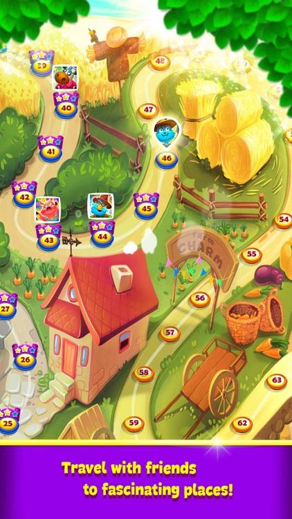 Farm Charm: Match 3 Board King screenshot-4