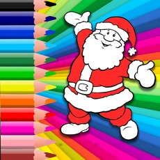 Activities of Coloring Page for Christmas