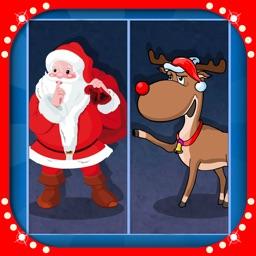 Santa Elf or Reindeer
