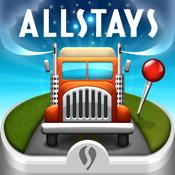 Truck Stops Travel Plazas app review