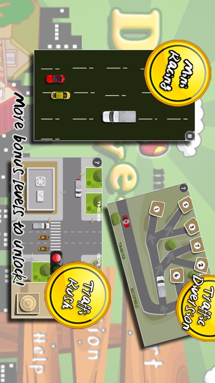 Driver Mini - Car Parking screenshot-4