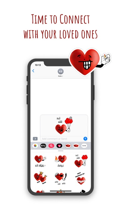 Screenshot for Love Talks in United States App Store