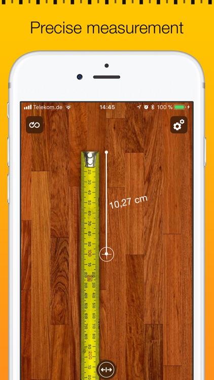 AR Ruler -  Measuring Tape screenshot-3