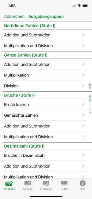 steps2MATH im App Store