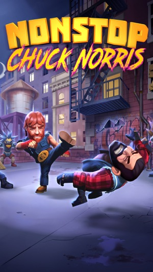 Nonstop Chuck Norris on the App Store