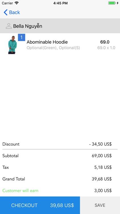 Sales Order App For Magento screenshot-3