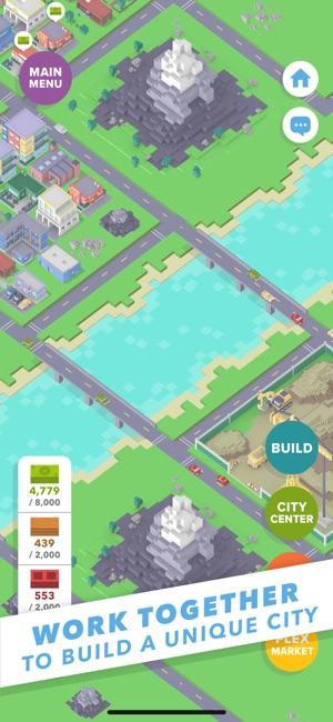 Pixel Plex Screenshot
