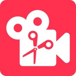 视频剪辑大师-视频编辑、拼接制作剪裁