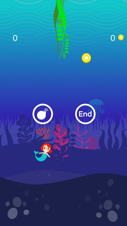 Mermaid Seaquest screenshot-3