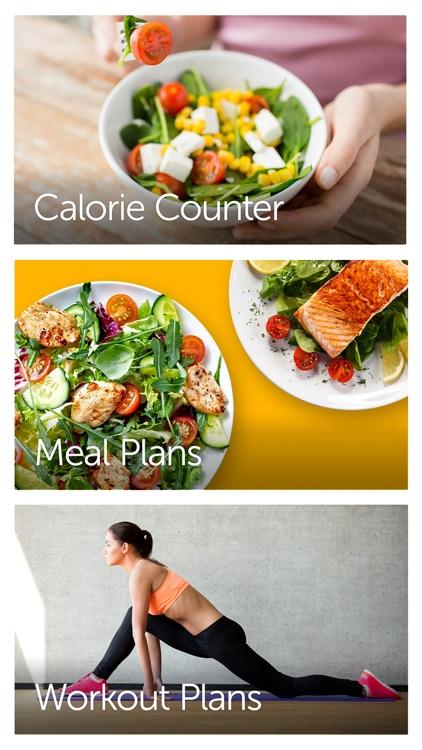 Argus: Calorie Counter & Steps