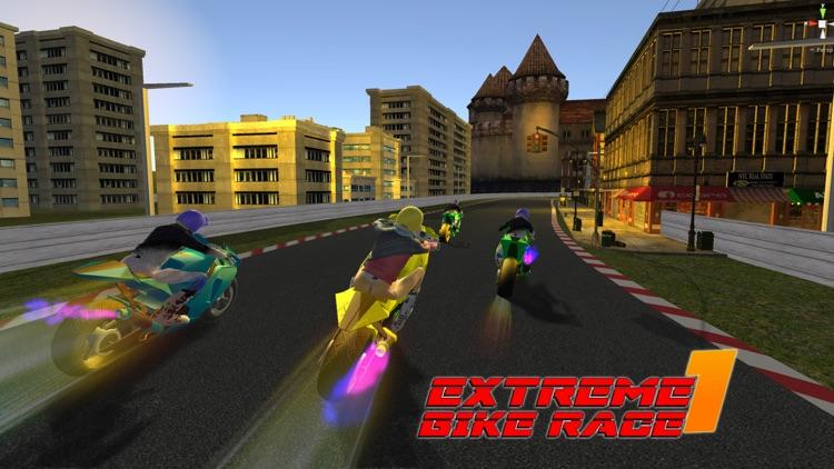 Electrifying Moto Racing Stunt screenshot-4