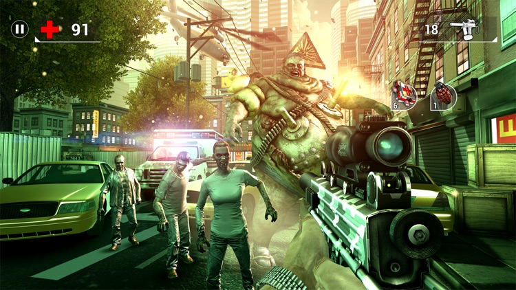 UNKILLED - Zombie Online FPS screenshot-3