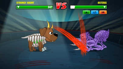 Mutant Fighting Cup Скриншоты7