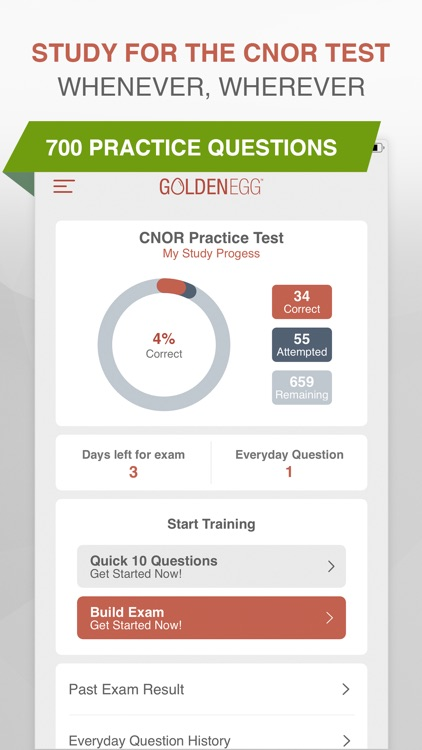 CNOR Practice Test Pro screenshot-0