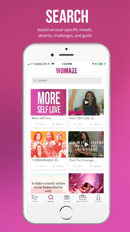Womaze screenshot-3