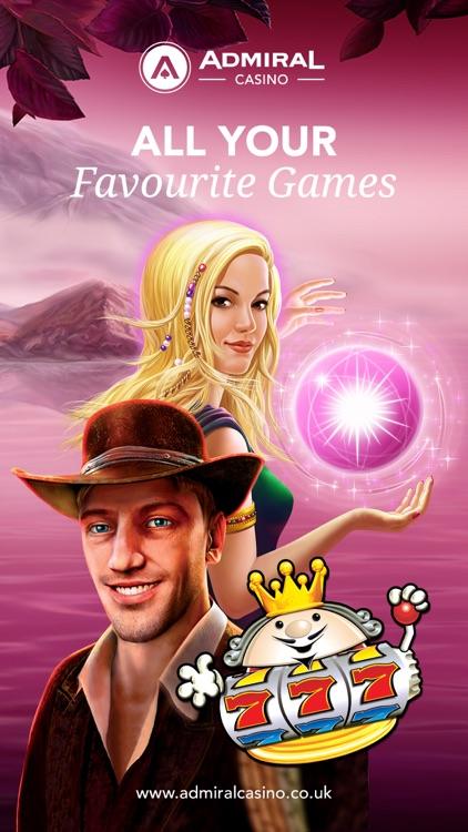 Admiral Casino Online Slots By Greentube Alderney Ltd