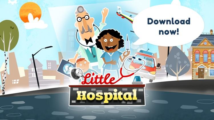 Little Hospital For Kids screenshot-4