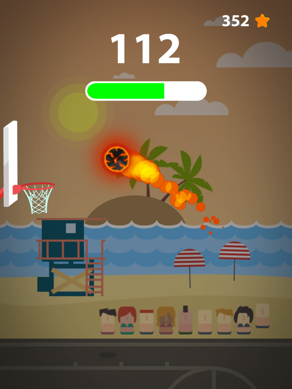 Tap Dunk - Basketball screenshot 7