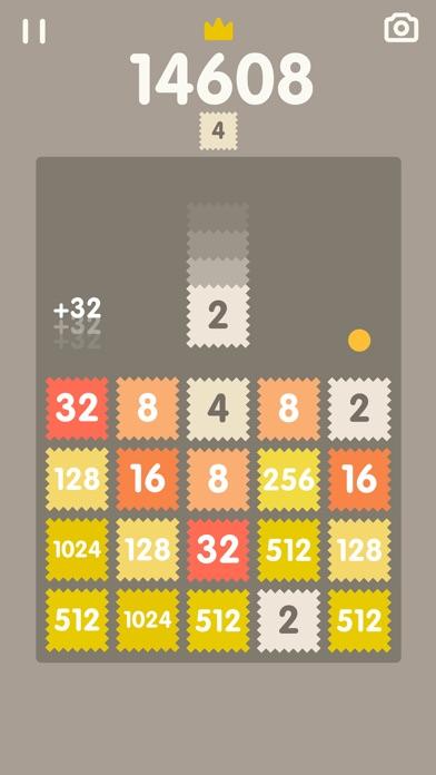 2048 Bricks screenshot 5