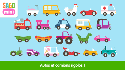 Screenshot #2 pour Sago Mini En voiture!