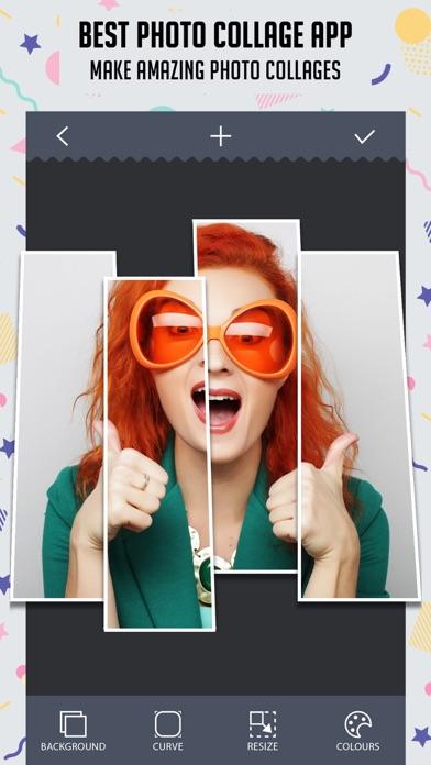 写真 コラージュ, ビューティー 画像加工 アプリ紹介画像1
