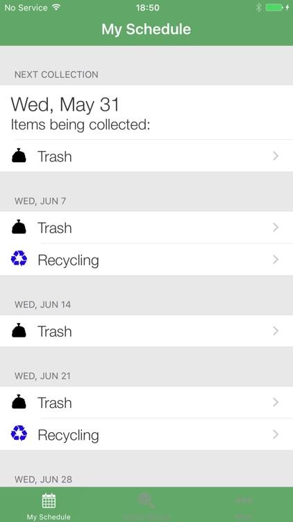 Sheridan Recycles