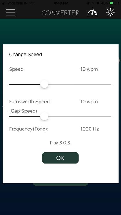 Morse-Code by Vivek Bhandarkar (iOS, United States) - SearchMan App