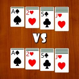 Nertz Solitaire: Pounce Cards
