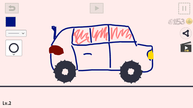 Draw Your Car on the App Store